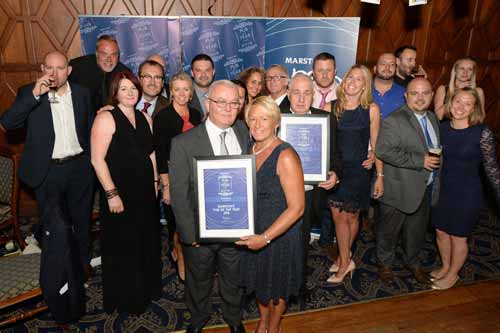 Marstons Pub of the Year 2015 The Shambles Lutterworth